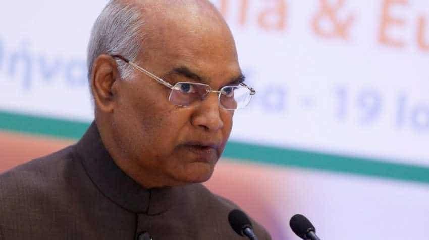 Prez Kovind to lay foundation stone of Indian Railways station in Kevadiya, near Statue of Unity, on Saturday