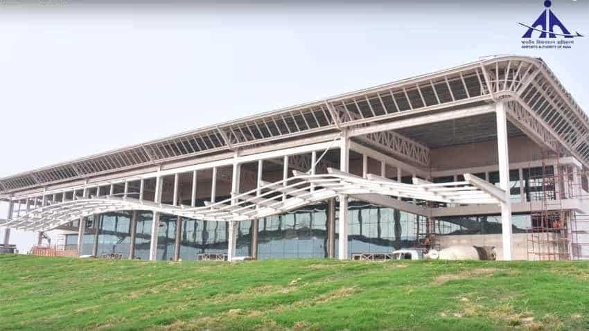 Bamrauli Airport Allahabad: Ahead of Kumbh Mela 2019, brand new passenger terminal, more aircraft bays added; PM Modi to inaugurate