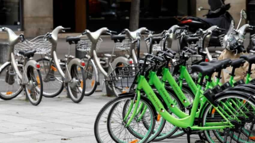 NDMC launches public bicycle share service
