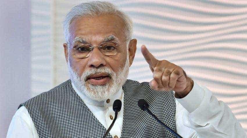 PM Narendra Modi launches Rs 1,000 crore projects in Rae Bareli