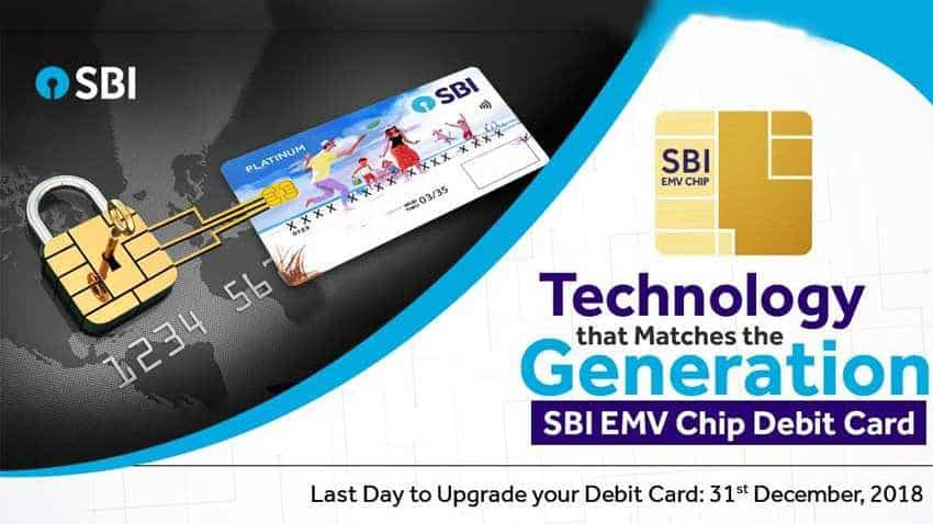 Have Old Sbi Atm Card Rush This Deadline Looms Know How To Apply For New One Here Zee Business