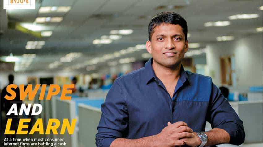 Edutech start-up Byju's raises $540 mn venture funds from Naspers, CPPIB