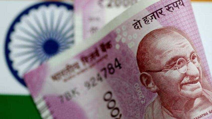 Indian Rupee settles 34 paise higher at 71.56 against US dollar
