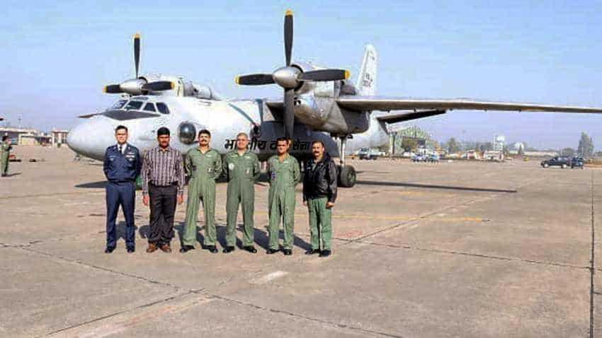 Kudos to Indian Air Force! Blended Bio-Jet fuel-based India's first military flight takes to the skies