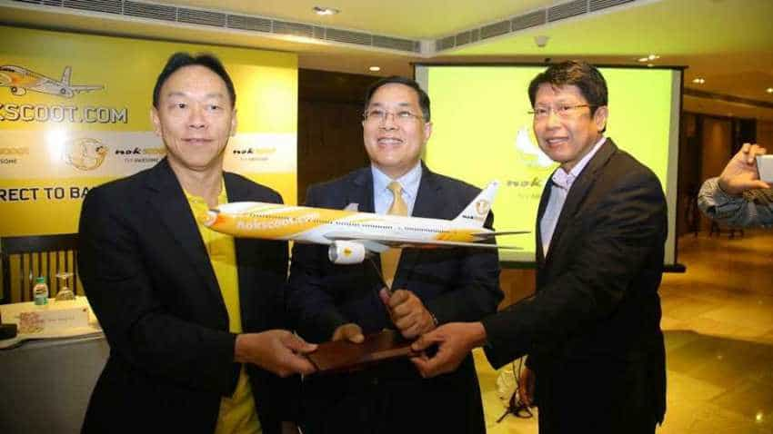 Budget airline NokScoot eyes partnership in India