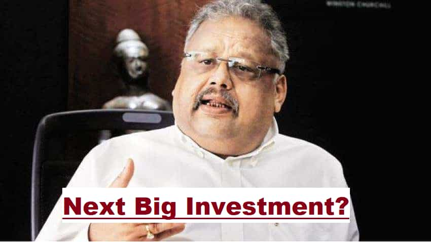 This company rallied 20% on meeting Rakesh Jhunjhunwala; is the ace investor prepping for next big investment?