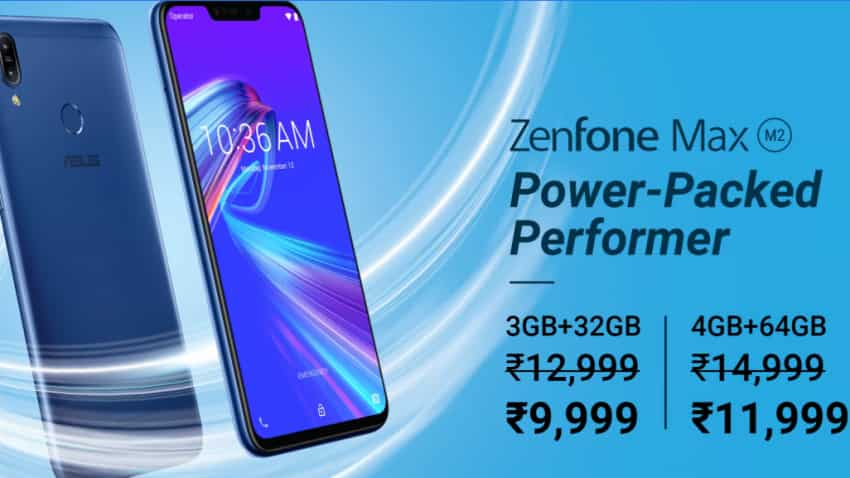When is the next sale of Asus Zenfone Max M2? You can buy 32GB variant at just Rs 549; all details here