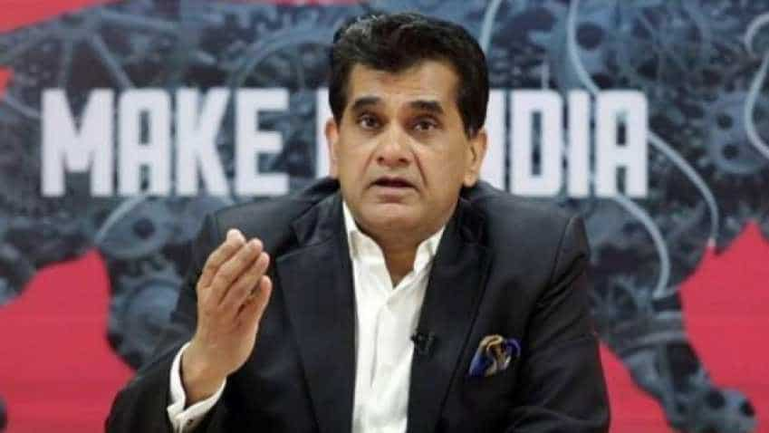 High growth rate in manufacturing a doable challenge, says Niti Aayog CEO