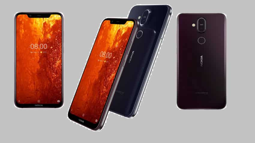 Nokia 8.1's first sale begins today on Amazon; from exchange offers to 1 TB data, know best deals on this smartphone