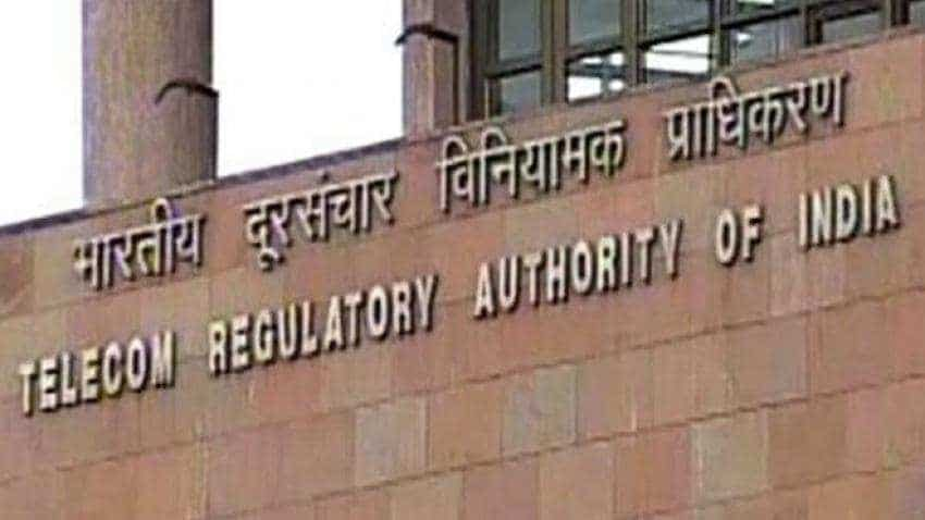 TRAI asks access providers to file tariffs online only from Jan 1