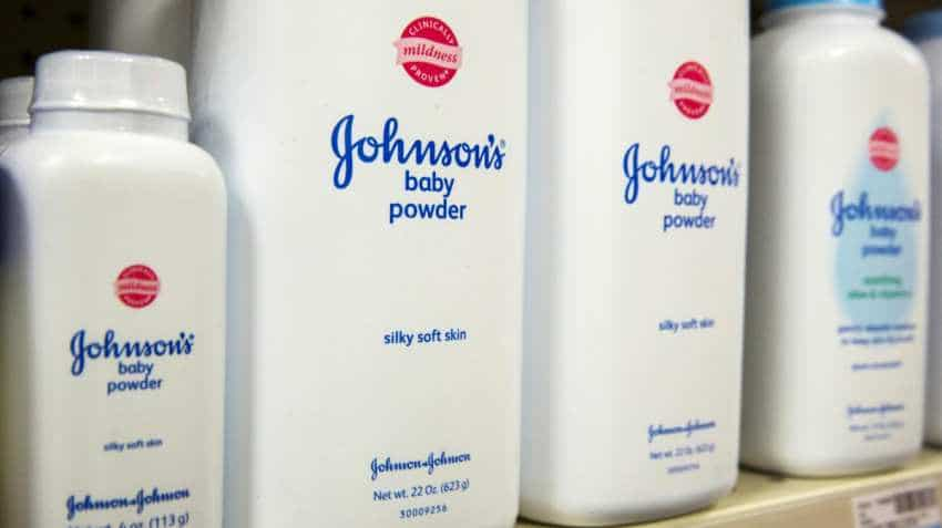 Government orders Johnson & Johnson to stop using raw material to make Baby Powder in India- source