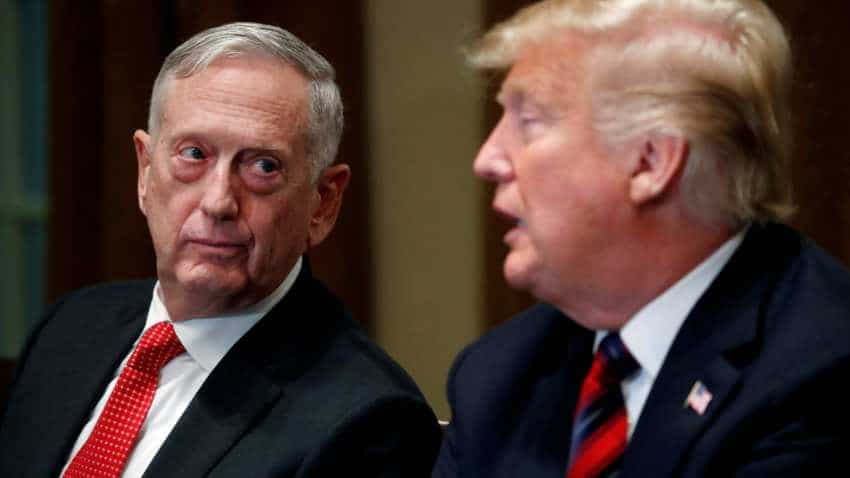 U.S. defense chief Mattis quits after clashing with Trump on policies