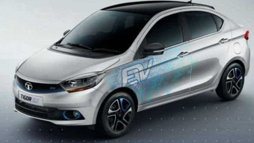 Tata Motors ties up with Zoomcar to deploy Tigor electric versions in Pune