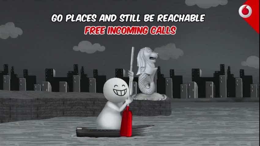 Vodafone iRoamFree International plans rentals hiked
