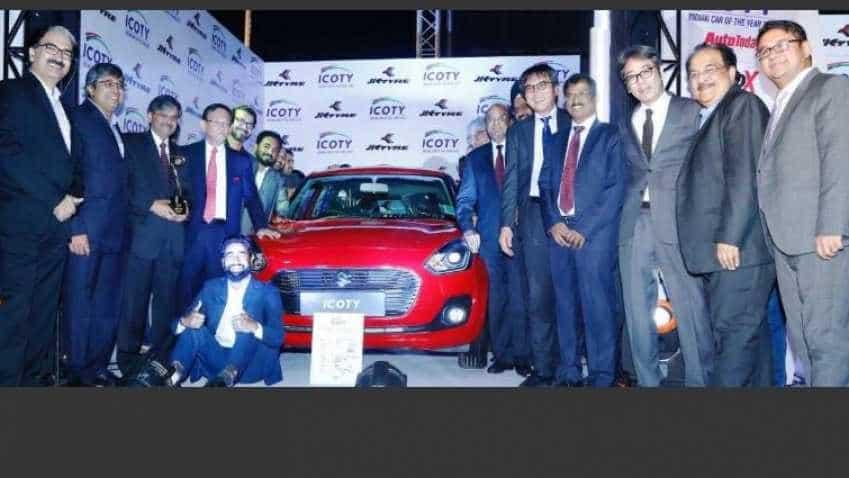 Maruti Suzuki Swift gets ICOTY award; here is why