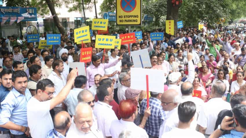 Bank strike: Strike hits customers badly, deposits, withdrawals, cheque clearances affected