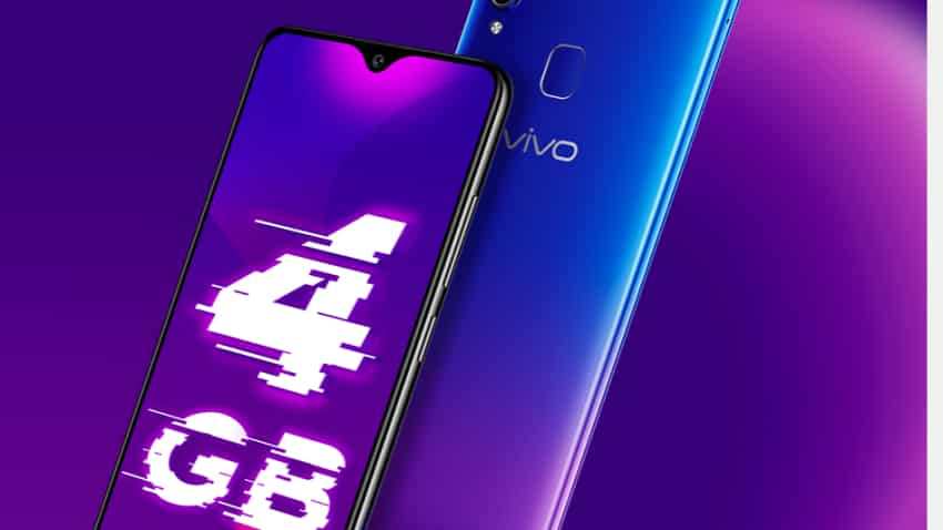 Vivo Y93 launched in India with waterdrop notch, Helio P22 SoC; check price, features, specs and more