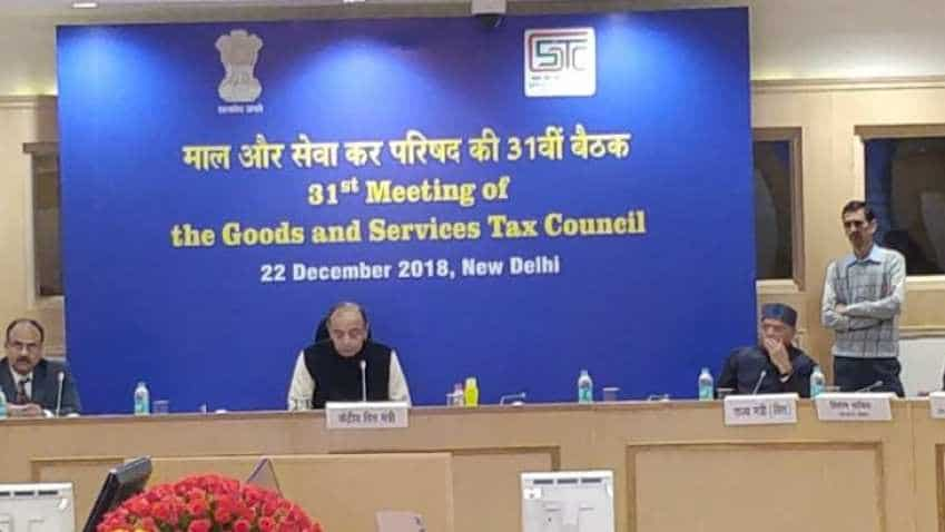 GST Council Meeting Highlights: TV, Computer screens, Movie tickets get cheaper; No change in cement, AC rates - Details here