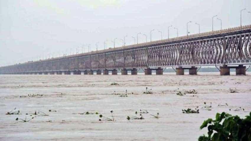 PM Narendra Modi to flag off 1st Indian Railways train on India's longest rail-road bridge