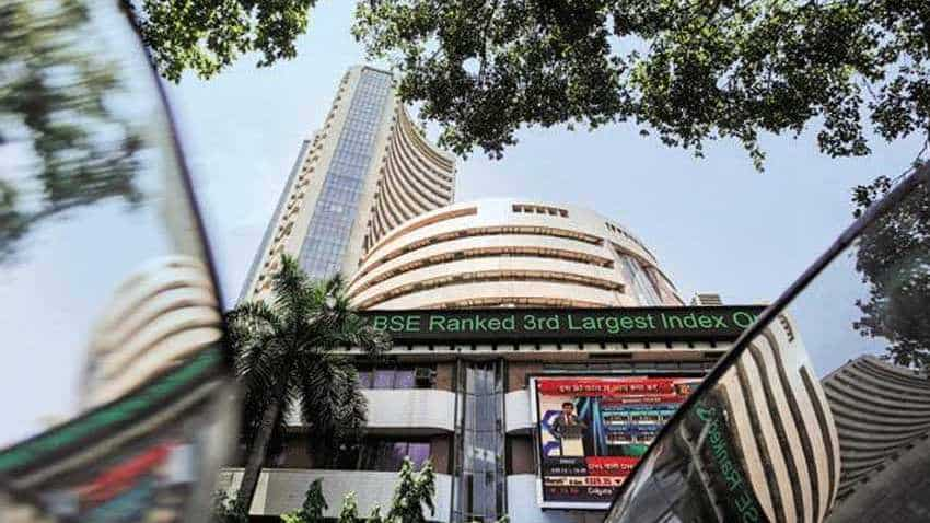Market opening: Sensex, Nifty defy global cues, shoot up 90 pts, 22 pts in early trade