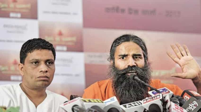 Baba Ramdev-led Patanjali says still interested in Ruchi Soya