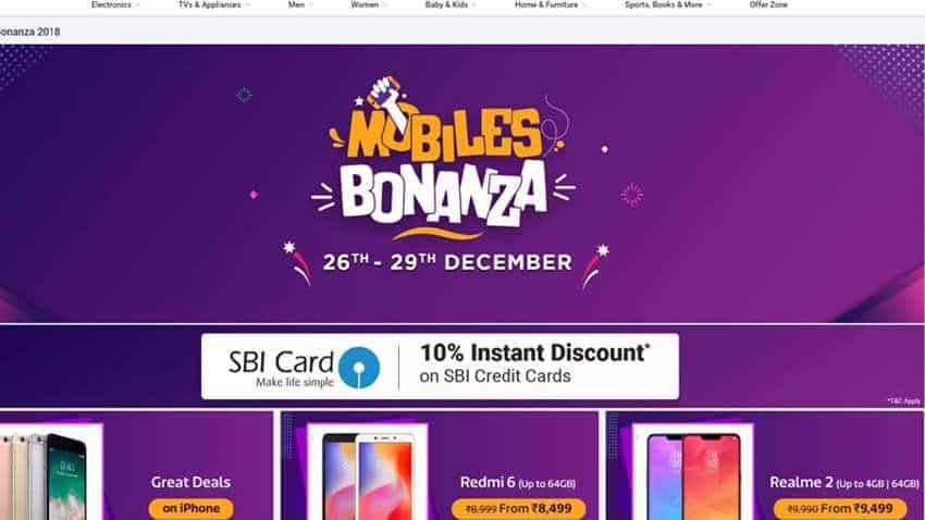 Flipkart mobile bonanza 2018: This iPhone is cheaper by over Rs 18,000; check details