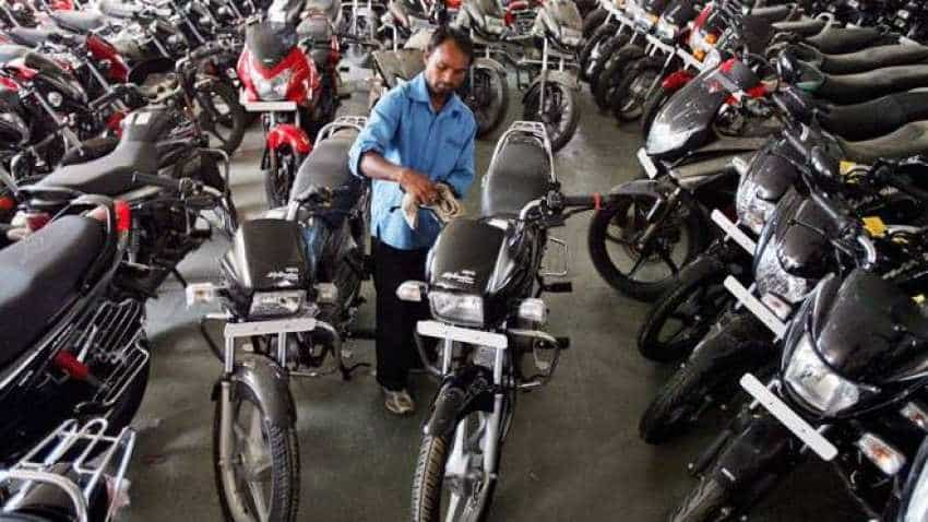 Two-wheeler sales likely to grow at 8-10 pc in FY19; industry outlook stable: ICRA