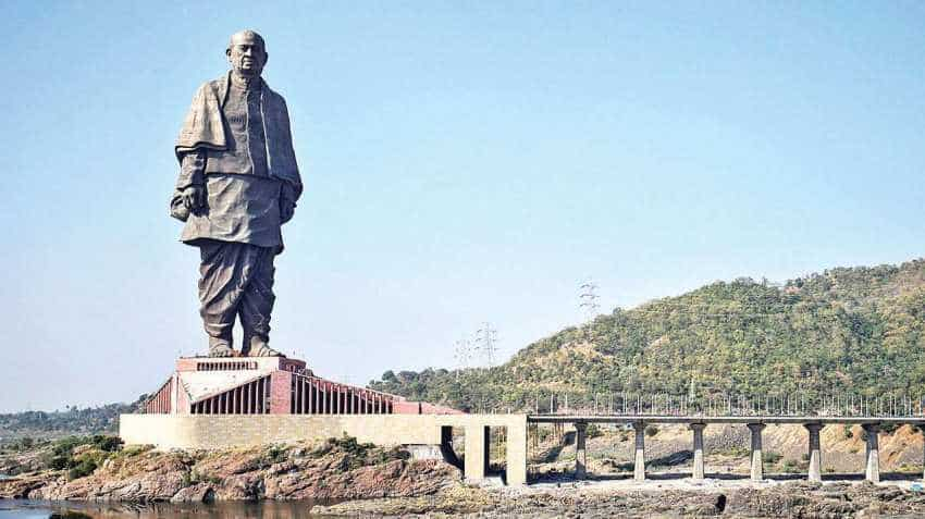 Wow! Visitors can now take a helicopter ride of Statue of Unity; here is how much it will cost