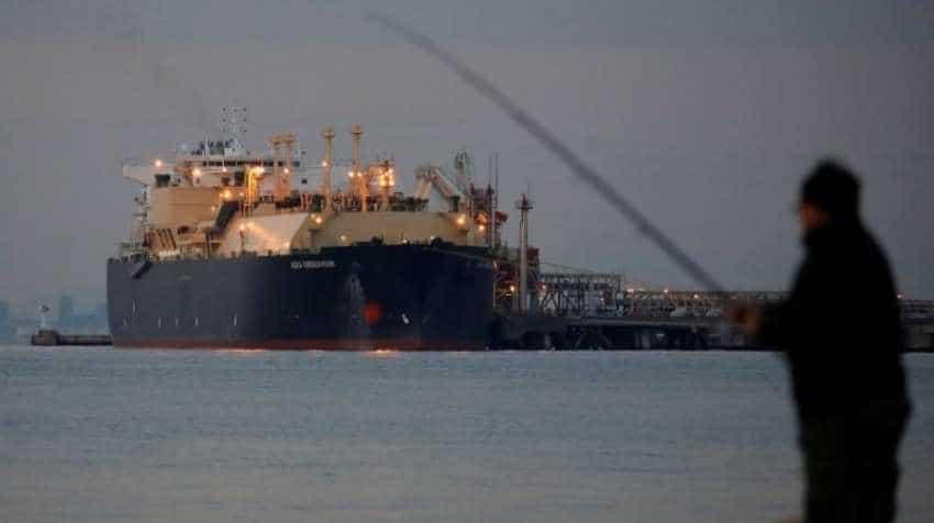World's largest floating LNG platform starts production in Australia