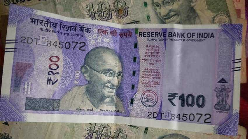 Fake Rs 100 notes found in circulation within two months of release! Check if your's is original