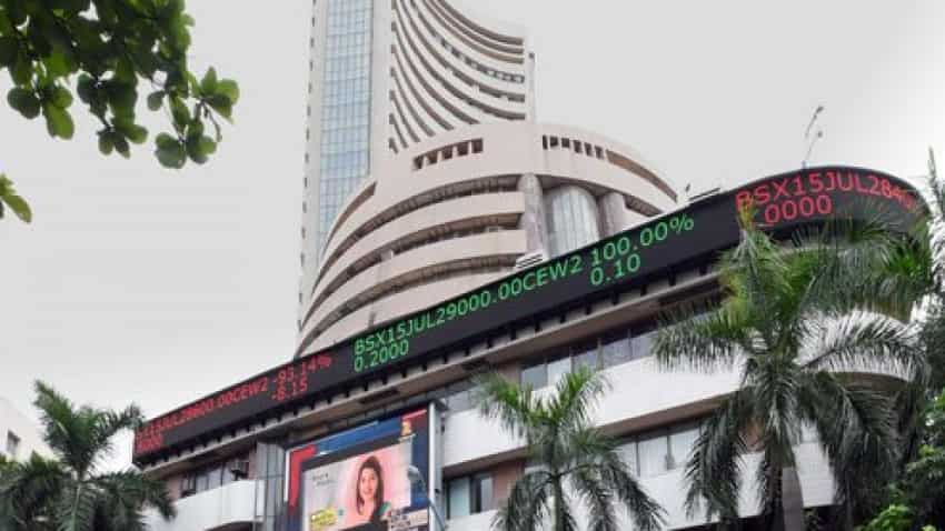 Sensex gains 157 points, Nifty up by 50 points; Bank Nifty down amid fund infusion prospects