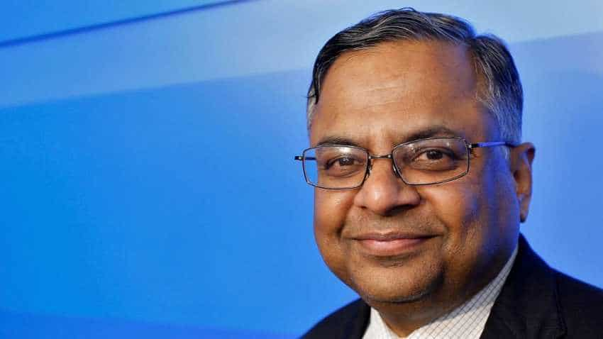 Why Tata group chief N Chandrasekaran does not want employees to sprint