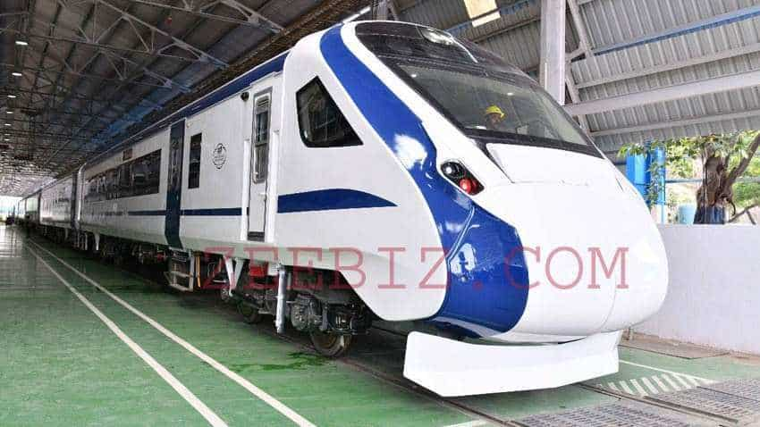 Train 18 to undergo another trial run Saturday between Delhi and Allahabad