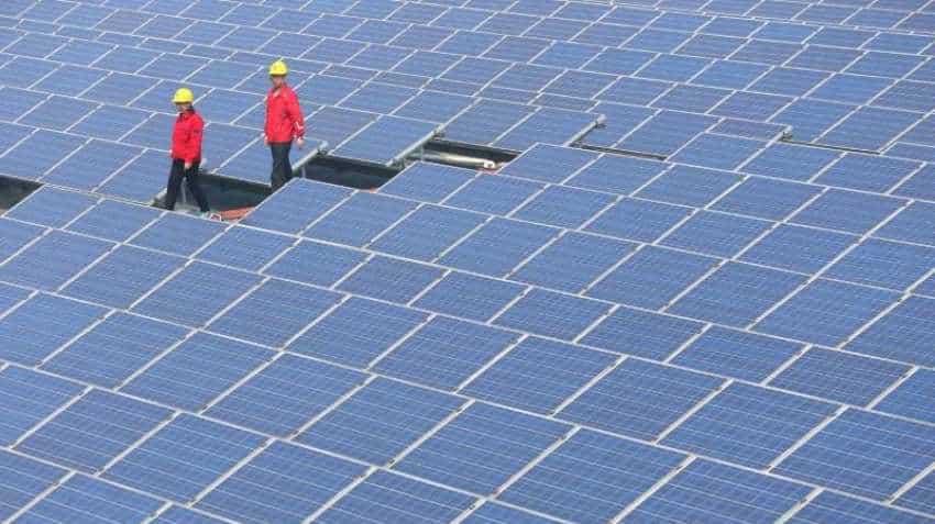 Solar industry demands uniform GST rate of 5 pc