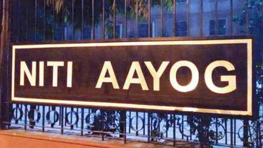 Niti Aayog's new year focus: Pushing growth, implementation of government's reform measures By Bijay Singh & Chandra Shekhar