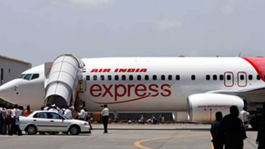 Aviation: Passenger tries to strip on Air India Express flight