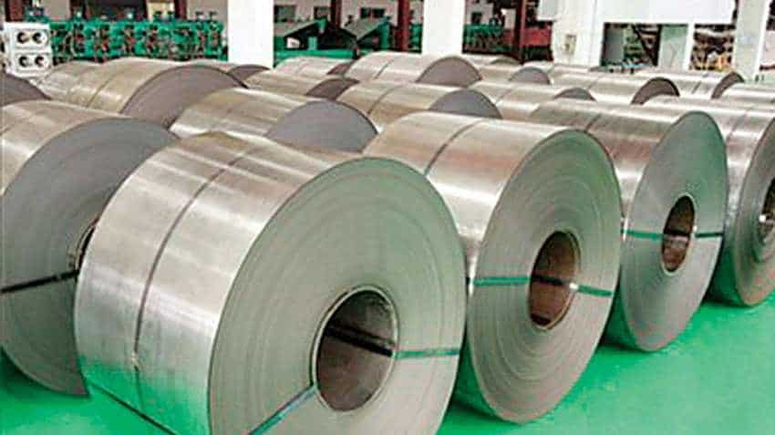 Domestic steel consumption to grow by 7 pc this fiscal, FY20: ICRA