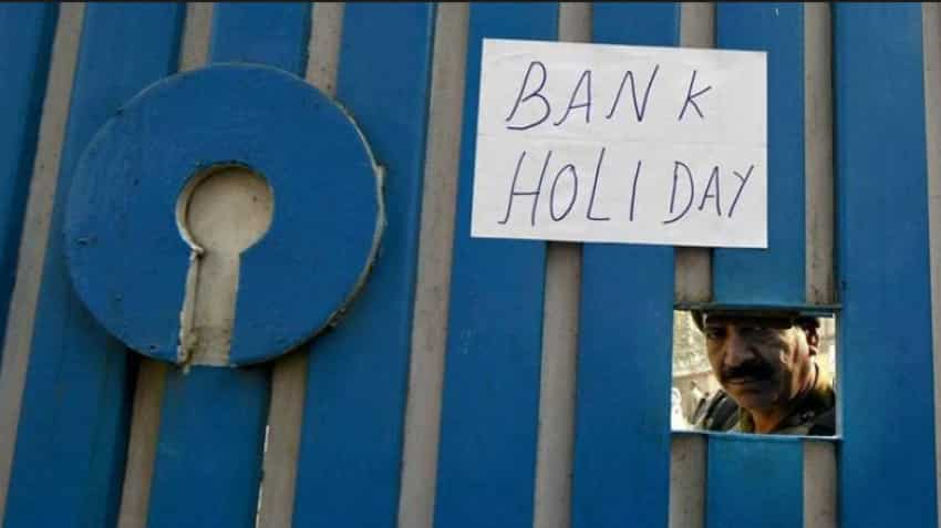 Bank holidays 2019 India: Check full list here