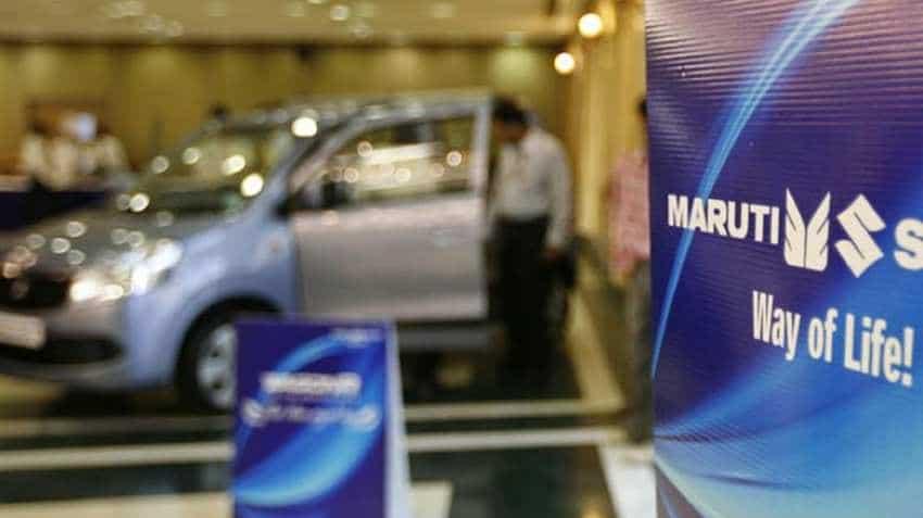 Maruti Suzuki reports 1.3 pc decline in Dec sales at 1,28,338 units