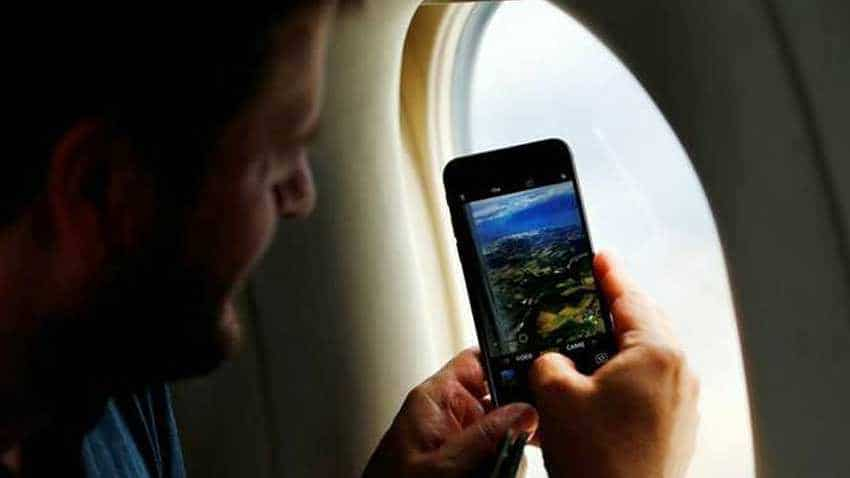 DoT to discuss in-flight, maritime mobile services