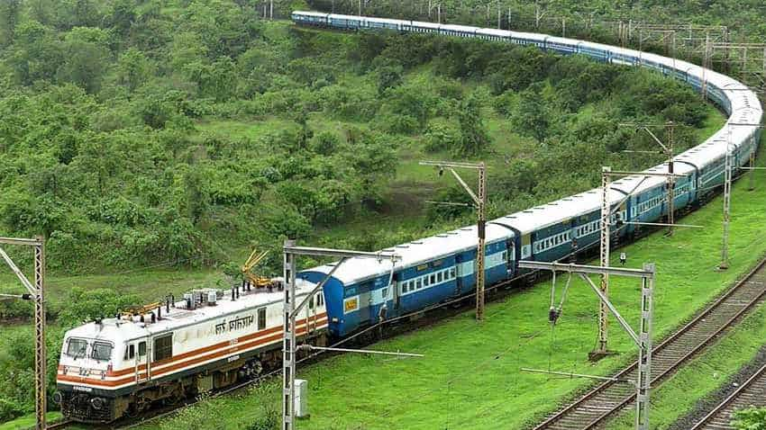 Make the most of your New Year holiday journey! Indian Railways offers 5% discount on reserved tickets