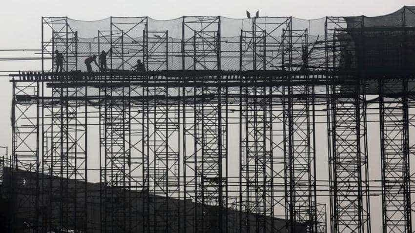 Construction sector stable due to more orders, pipeline projects