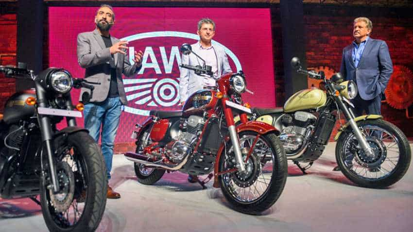 Surprise Blast from the Past! This new bike wakes up from dead, hits iconic Indian motorcycle where it hurts