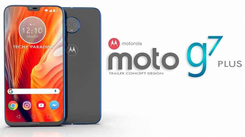 Moto G7 series smartphones coming! Courtesy leaks, take a sneak peek