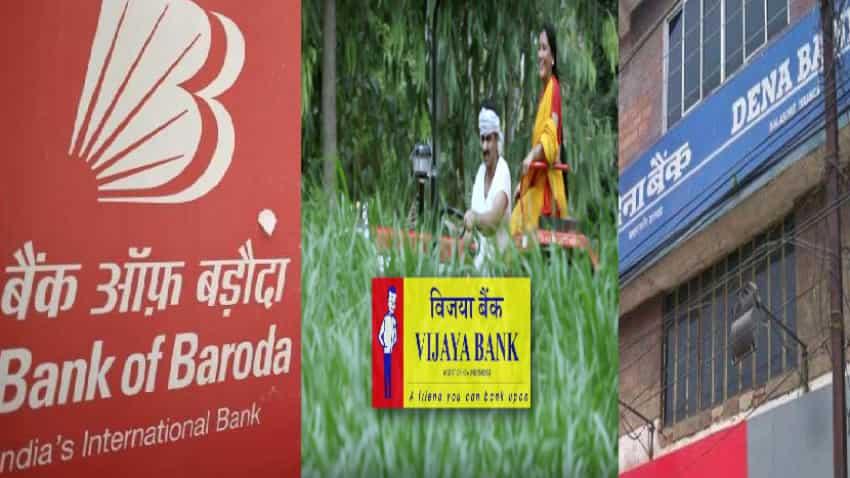 Mega merger! Win-win for BoB, but loss for Dena Bank, Vijaya Bank - a lesson for weaker lenders