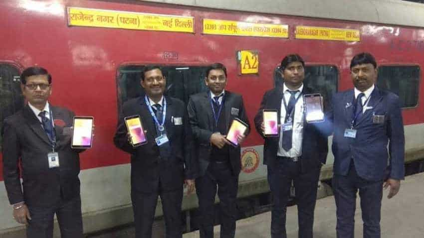 Indian Railways waitlisted passenger? Getting confirm seats onboard this train easier now
