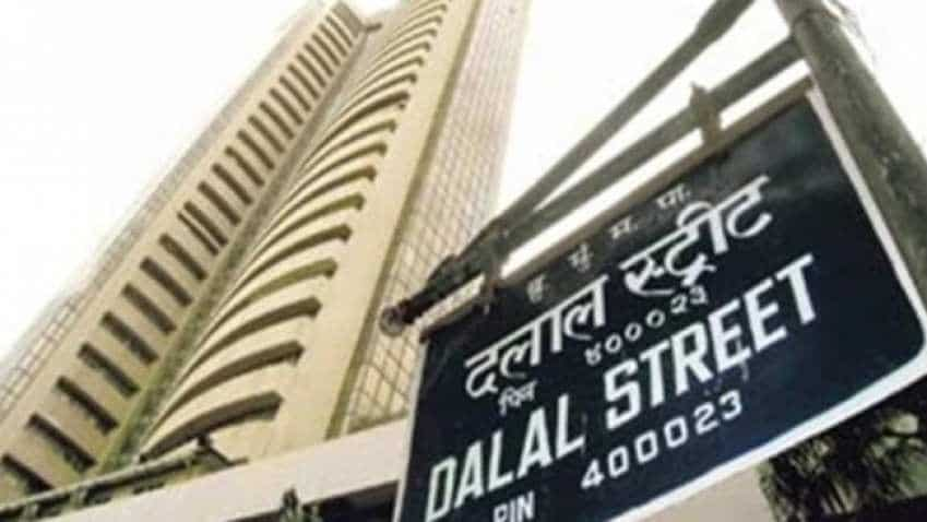 Sensex halts global sentiment rally, slips by 90 points