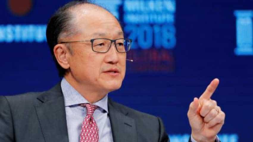 World Bank President Jim Yong Kim resigns three years before end of his term