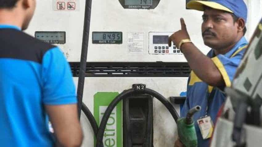 Fuel prices: Petrol, diesel remain unchanged; check latest rates