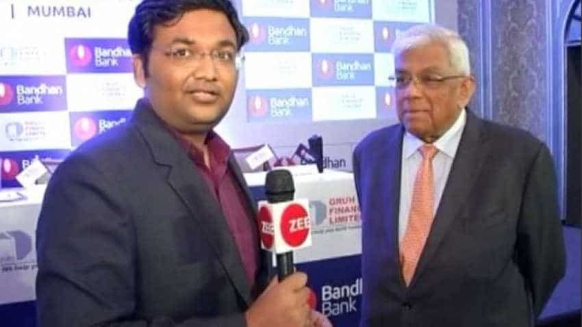 Bandhan Bank is a financial investment for us, while HDFC Bank is a strategic investment: Deepak Parekh